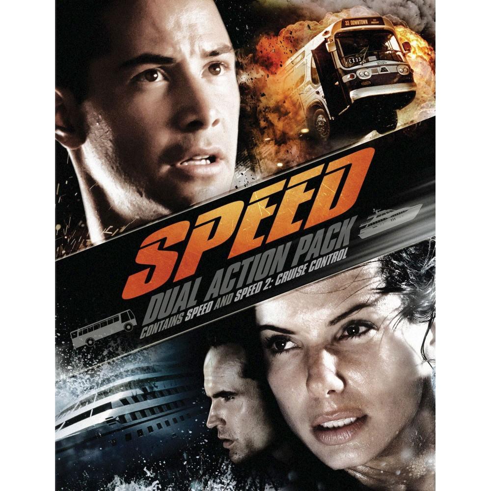 Speed/Speed 2:Cruise Control (Blu-ray)