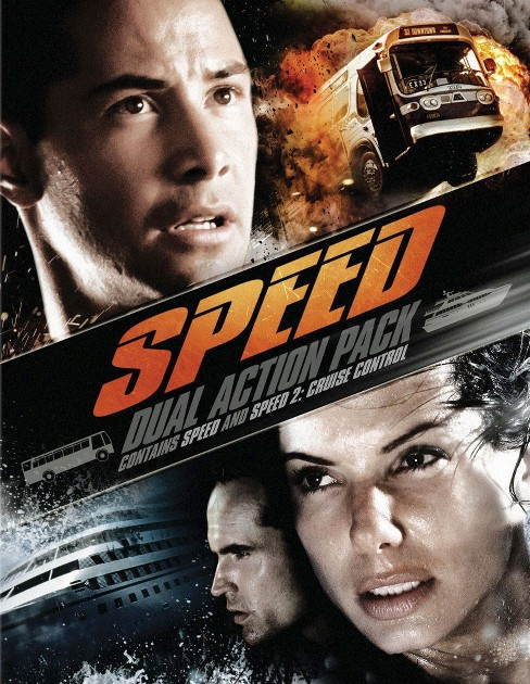 Speed/Speed 2:Cruise control (Blu-ray) - image 1 of 1