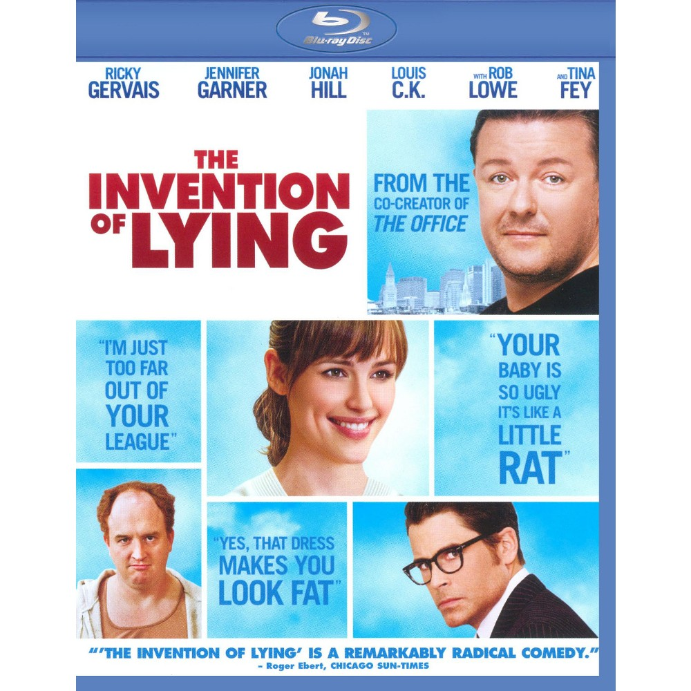 The Invention of Lying (Special Edition) (Blu-ray)