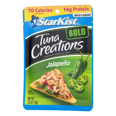 StarKist Tuna Creations Jalapeño Tuna - 2.6oz - image 1 of 3