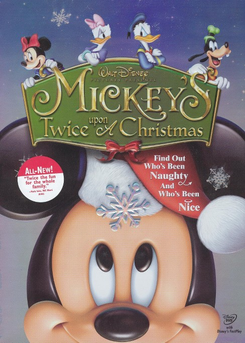 Mickey's Twice Upon a Christmas (dvd_video) - image 1 of 1