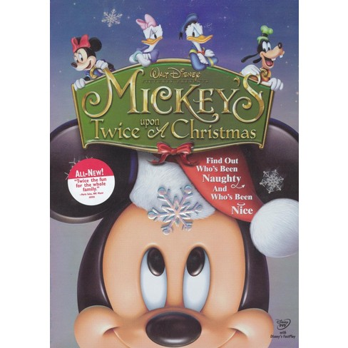 about this item - Mickeys Twice Upon A Christmas
