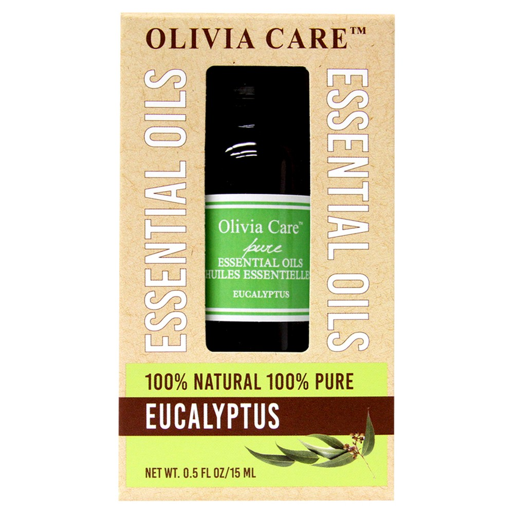 Image of Olivia Care 100% Pure Eucalyptus Essential Oil 15ml