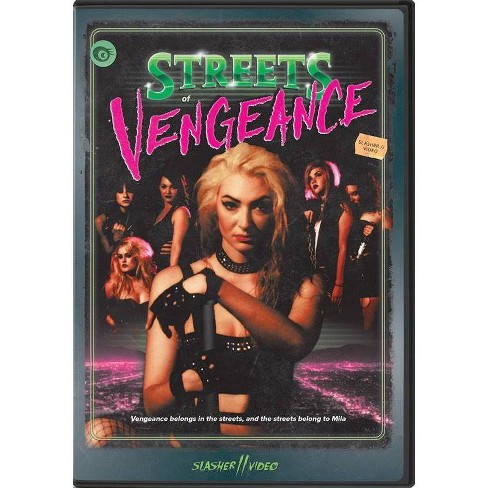 Streets Of Vengeance (DVD) - image 1 of 1