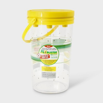 2L Outdoor Non-Toxic Fly Control Trap System - FlyBuster