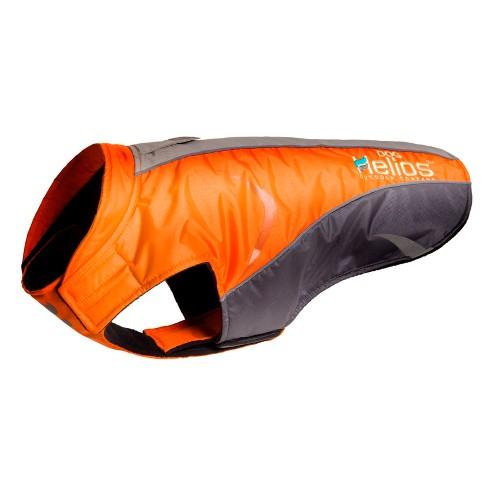 Helios Altitude-Mountaineer Wrap-Easy Closure Protective Waterproof Dog Coat with Blackshark Technology - Orange - image 1 of 7