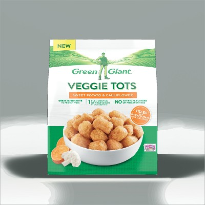 Green Giant Veggie Tots Frozen Sweet Potato & Cauliflower - 14oz