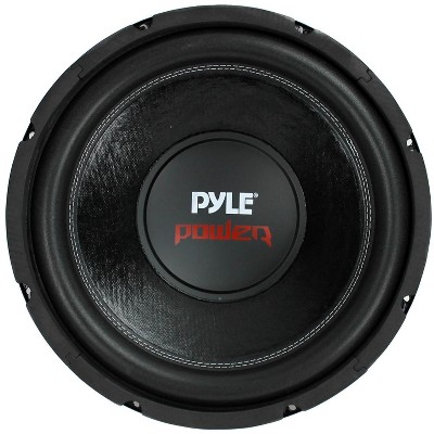 "PYLE PLPW12D 12"" 1600W 4Ohm DVC Black Car Stereo Audio Power Subwoofer Dual Coil"