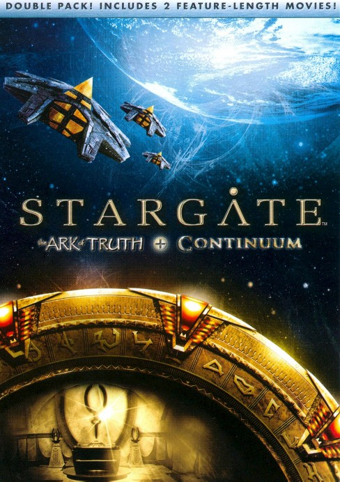 Stargate: The Ark of Truth/Stargate: Continuum [2 Discs] - image 1 of 1