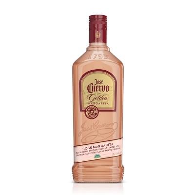 Jose Cuervo Golden Rosé Margarita - 1.75L Bottle