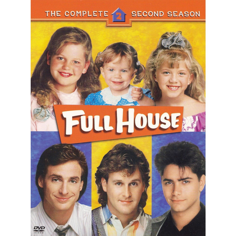 Full House: The Complete Second Season [4 Discs]