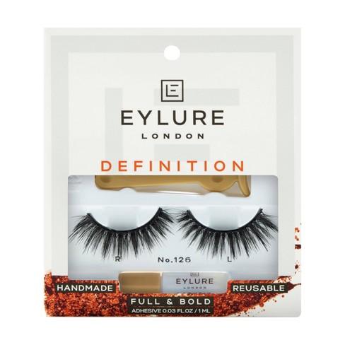 Eylure False Eyelashes Definition No. 126 - 1pr - image 1 of 4