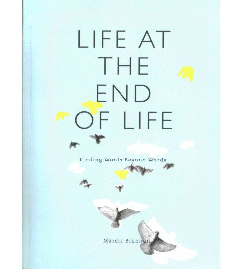 Life at the End of Life : Finding Words Beyond Words (Paperback) (Marcia Brennan) - image 1 of 1