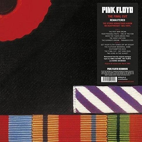 Pink Floyd - Final Cut (Vinyl) - image 1 of 1
