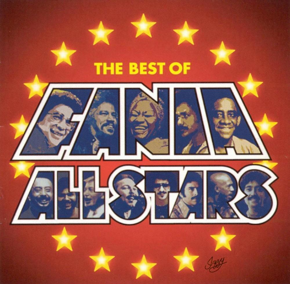 Fania all stars - Que pasa:Best of the fania all stars (CD)