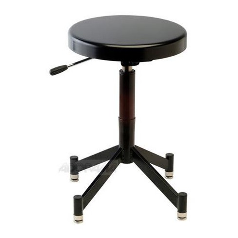 Photogenic Pneumatic Posing Stool with Glides & 4 Leg Steel Base. (PG341B) - image 1 of 1