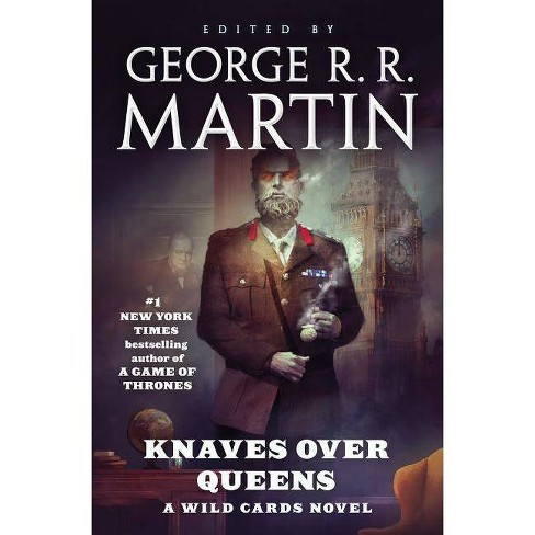 Knaves Over Queens - (Wild Cards) (Hardcover) - image 1 of 1