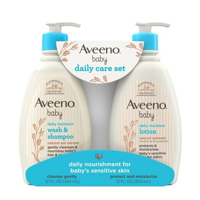 AVEENO Baby Daily Care Set