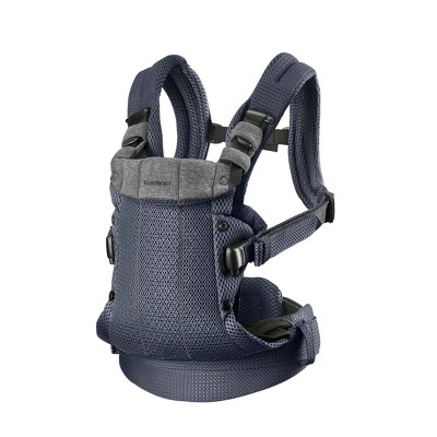 BabyBjorn Carrier Harmony in 3D Mesh - Anthracite