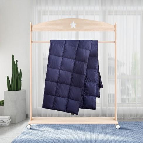 Puredown Packable Down Throw Blanket - image 1 of 3