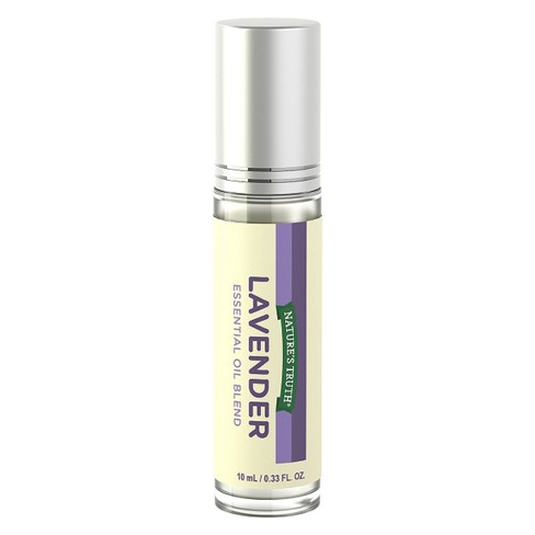 Natures Truth Lavender Essential Oil Roll On Blend - 10ml - image 1 of 4