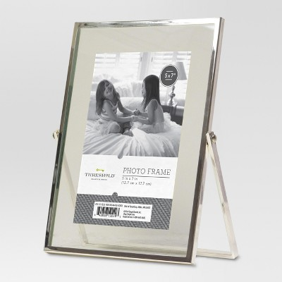 5 x7  Addison Frame Silver - Threshold™