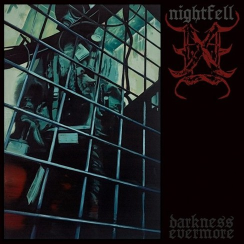 Nightfell - Darkness evermore (CD) - image 1 of 1