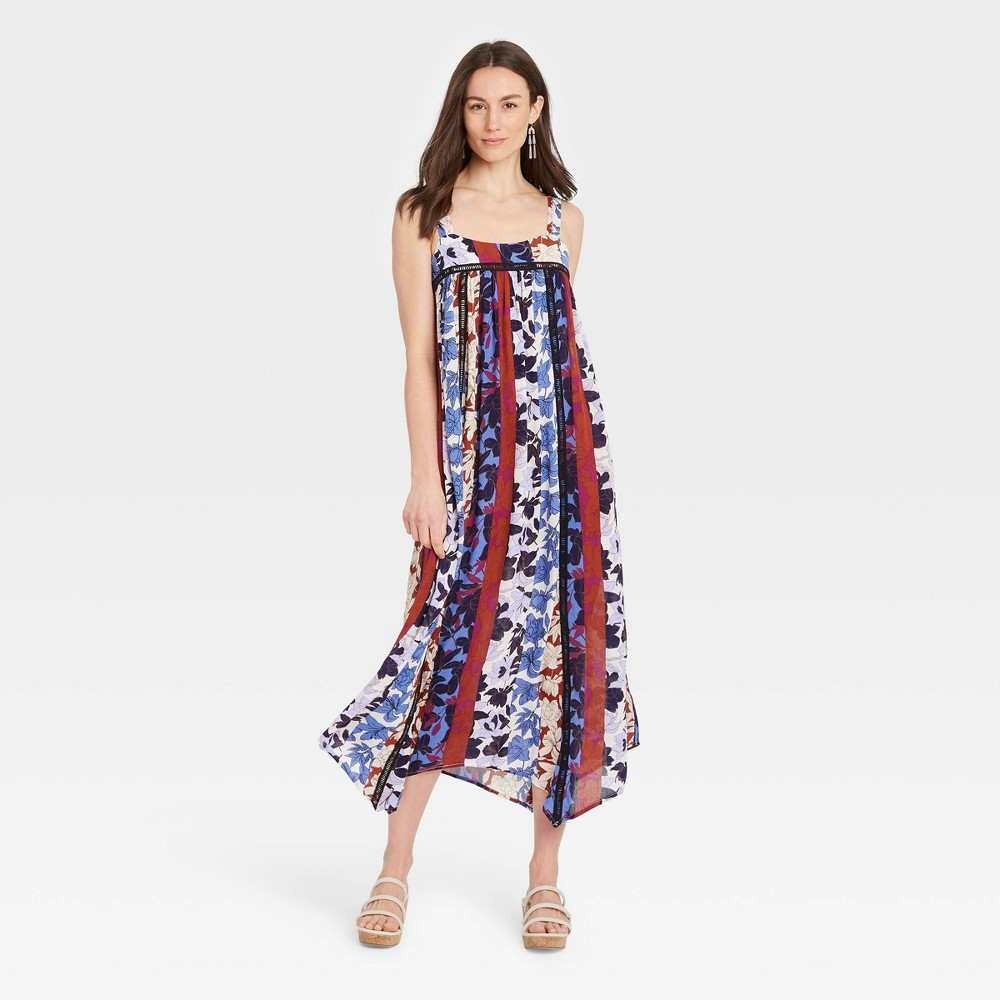 Women 39 S Striped Sleeveless Dress Knox Rose 8482 S