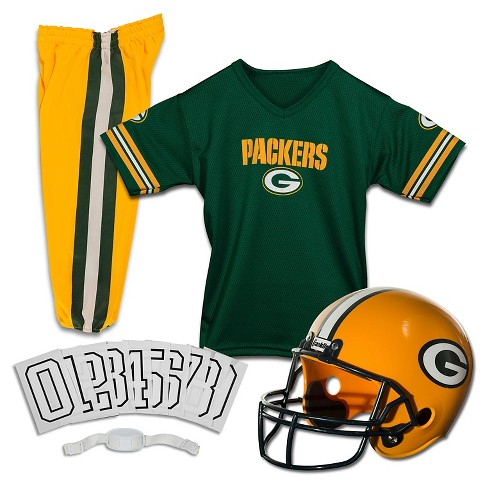 Franklin Sports Team Licensed NFL Deluxe Uniform Set - image 1 of 4