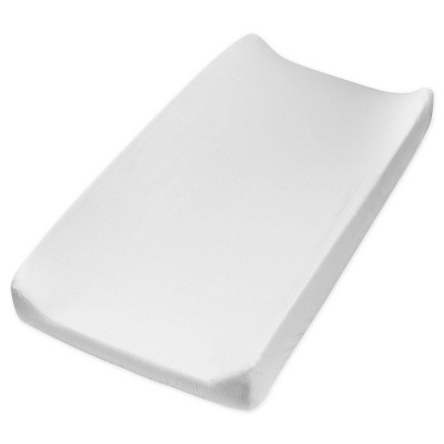Honest Baby Organic Cotton Changing Pad Cover - Bright White