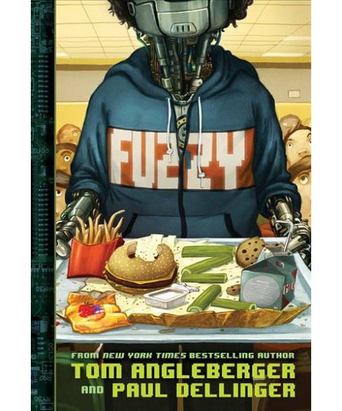 Fuzzy -  Reprint by Tom Angleberger & Paul Dellinger (Paperback) - image 1 of 1