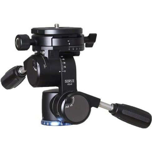 Sirui FD-01 Four Way Tilt Head with Panorama Turn, 22.1 lb Capacity - image 1 of 4
