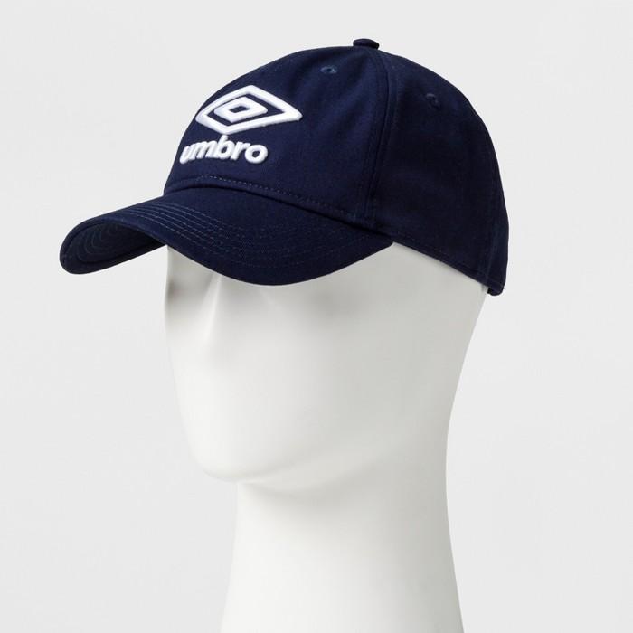 Umbro All Sport Adjustable Hat - Navy - image 1 of 2