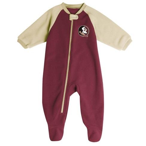 NCAA Florida State Seminoles Infant Blanket Sleeper - image 1 of 2