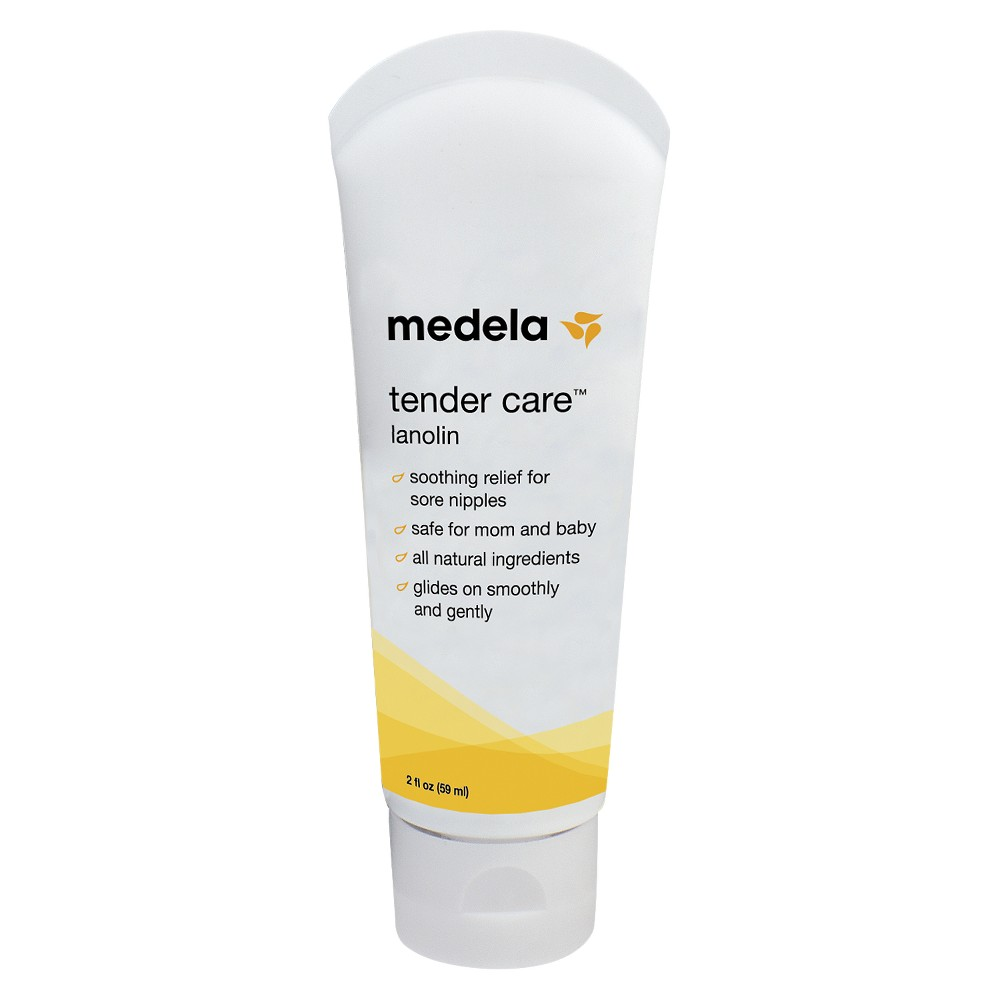 Image of Medela 2oz Tender Care Lanolin