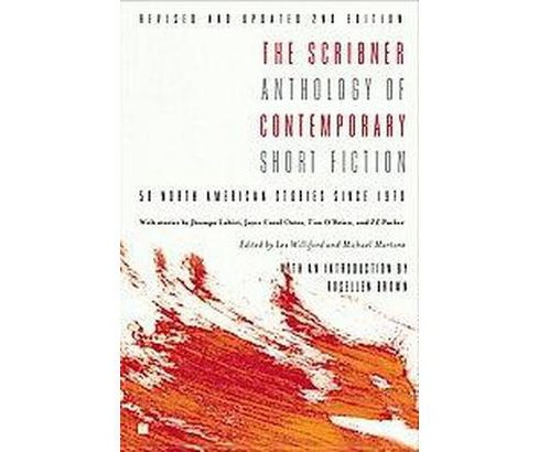 Scribner Anthology of Contemporary Short Fiction : 50 North American Short Stories Since 1970 - image 1 of 1