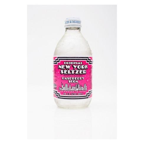 Original New York Seltzer Raspberry - 10 fl oz Glass Bottle - image 1 of 1