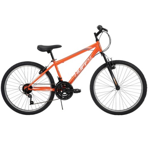 "Huffy Men's Incline 24"" Mountain Bike - Tangerine - image 1 of 4"