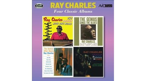 Ray Charles - Genius Hits The Road/Genius Sings The (CD) - image 1 of 1