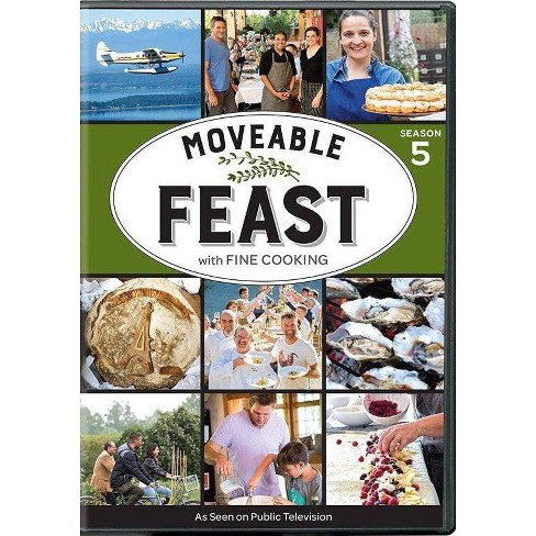 Moveable Feast with Fine Cooking: Season 5 (DVD) - image 1 of 1