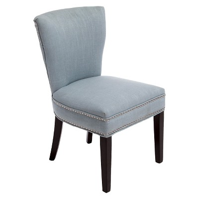 Jackie Accent Dining Chair Ocean Blue - Christopher Knight Home