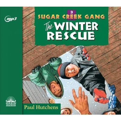 Winter Rescue Sugar Creek Gang By Paul Hutchens Mp3 Cd Target