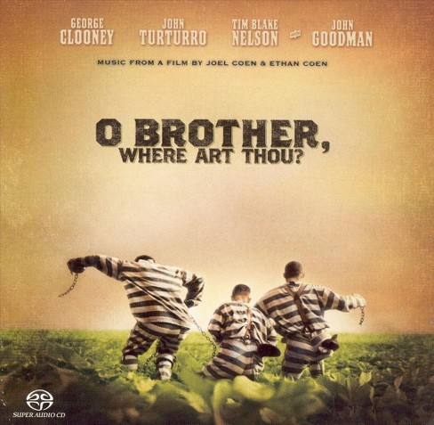 Various Artists - O Brother, Where Art Thou? (Original Soundtrack) (CD) - image 1 of 2