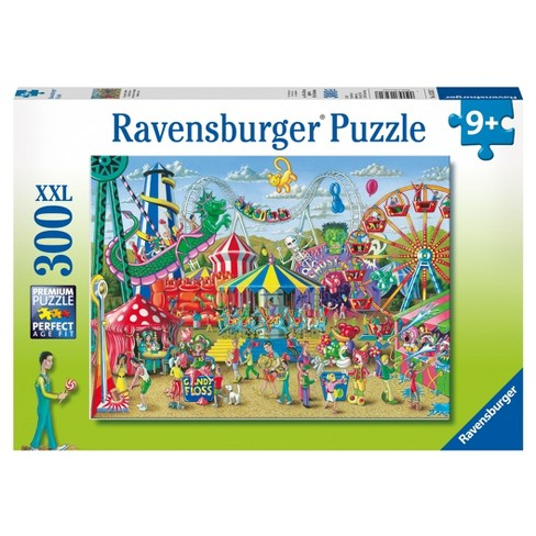Sonstige Ravensburger Construction Duty  24 Piece Floor Puzzle
