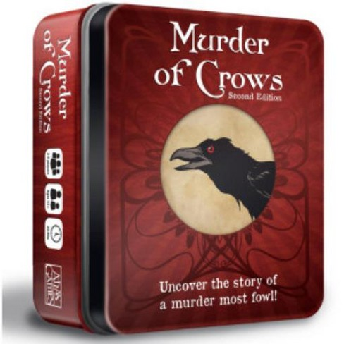 Murder of Crows (2nd Edition) Board Game - image 1 of 1