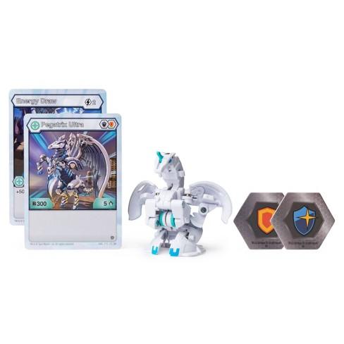"Bakugan Ultra Pegatrix 3"" Collectible Action Figure and Trading Card - image 1 of 4"