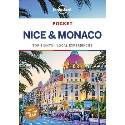 Lonely Planet Pocket Nice & Monaco - by  Gregor Clark (Paperback)
