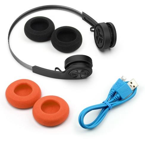 dc8b85b3da6 JLab Rewind Wireless Retro Headphones. Shop all JLab