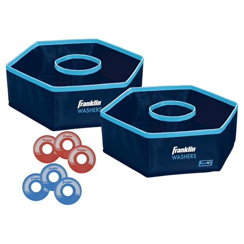 Franklin Sports Fold-N-Go Washers - image 1 of 4