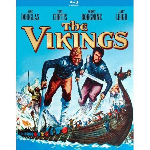 The Vikings (Blu-ray)